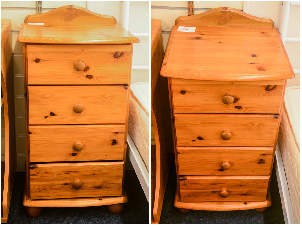 Chest of Drawers or bedside Table